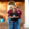 Local Youth Compete at Virginia Hereford Field Day Judging Contest