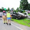 Truck vs. Truck causes accident near Ethels