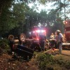 One Man Injured in Early Morning Crash