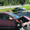 Drivers Walk Away from T-Bone Crash; Driver Charged with Failing to Yield
