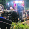 One Injured in Early Morning Crash
