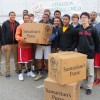 Fuqua Hoopsters Help with Operation Christmas Child