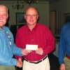 Local Organization Makes Charitable Donations