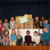 Phenix Elementary School Donates to Ronald McDonald House