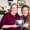 Ludy Collie is Hospice's Volunteer of the Year
