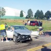 Two Separate Accidents Cause Multiple Injuries