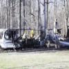 Three Building, Camper Destroyed in Blaze