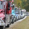 Start Your Engines! – Annual Trucker's Parade  Revs Up on October 14