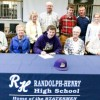 Randolph-Henry HS Student Signs with JMU