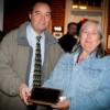 Hayes Recognized as Hometown Leader