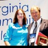 Walker Receives VCCA Excellence in Education Award