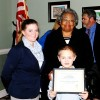 Hadley Recognized for Fundraising Idea