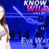 Victoria's Eva Watson Highlighted On Arizona Softball Website