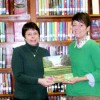 Local DAR Chapter donates book by former Lunenburg resident