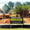 Construction begins on Dollar General store
