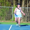 Lady Statesmen Tennis dominates conference rivals Appomattox Raiders