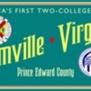 New Mural depicts Farmville as Two-College Town