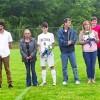 R-HHS Soccer Teams Celebrate Senior Night
