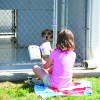 Lunenburg Animal Shelter First Friday Reading Program Successful