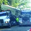 Tractor Trailer Wreck Remains Under Investigation