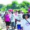 Voting Rights March of 1965 Reenactment Held Saturday, Hundreds Participate