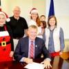 Heart of Virginia Christmas  Mother Program Kicks Off First Season