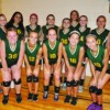 KF Volleyball Teams Earn Second Place in the VCC