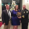 Phenix Native Receives Most Dedicated Firefighter Award