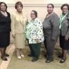 Sorority Members Attend Cluster Meeting