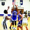 CHS Lady Chargers Defeat Bluestone