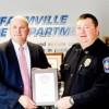 Farmville P.D. Receives National Night Out Award