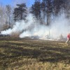 Sunday Afternoon Brush Fire