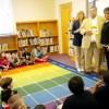 Local Author Gives Book to Bacon District Elementary Students