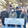 Colton Osborne Memorial Bench Presented to R-HHS Athletic Department