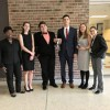 PECHS Debate Team 2nd in Region