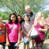 Eureka Students Meet the Governor