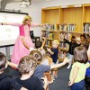 Book Fairy Visits Pre-K Children in Phenix
