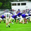 Chargers Play Well in First Scrimmage, To Host VHSL Benefit Game this Friday