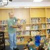 Local Astronomer Talks with Phenix Second Graders