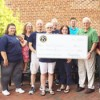 Farmville Kiwanis Makes Final Donation