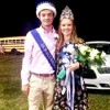 R-HHS Homecoming Parade – King & Queen