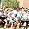 Longwood University Color Wars 2017