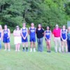 R-H Statesmen Cross Country Boys Win, Seniors Recognized at Last Home Meet