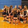Central Chargers Volleyball Season Ends at Rappahannock