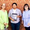 Bouie's Artwork Secures Third Place in State Competition