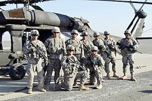 Alpha Company 3rd Platoon