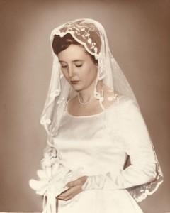 Dora Bridal Portrait
