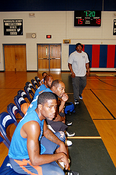 Adult Basketball Tournament 5