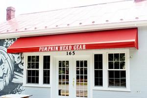 pumpkinhead gear