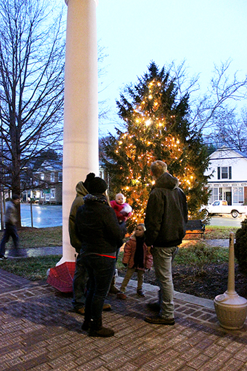 The Court House Is Ready For Christmas Southside Messenger